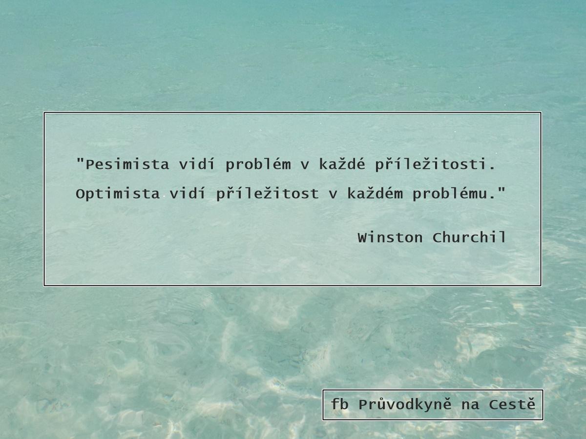 problém nebo příležitost