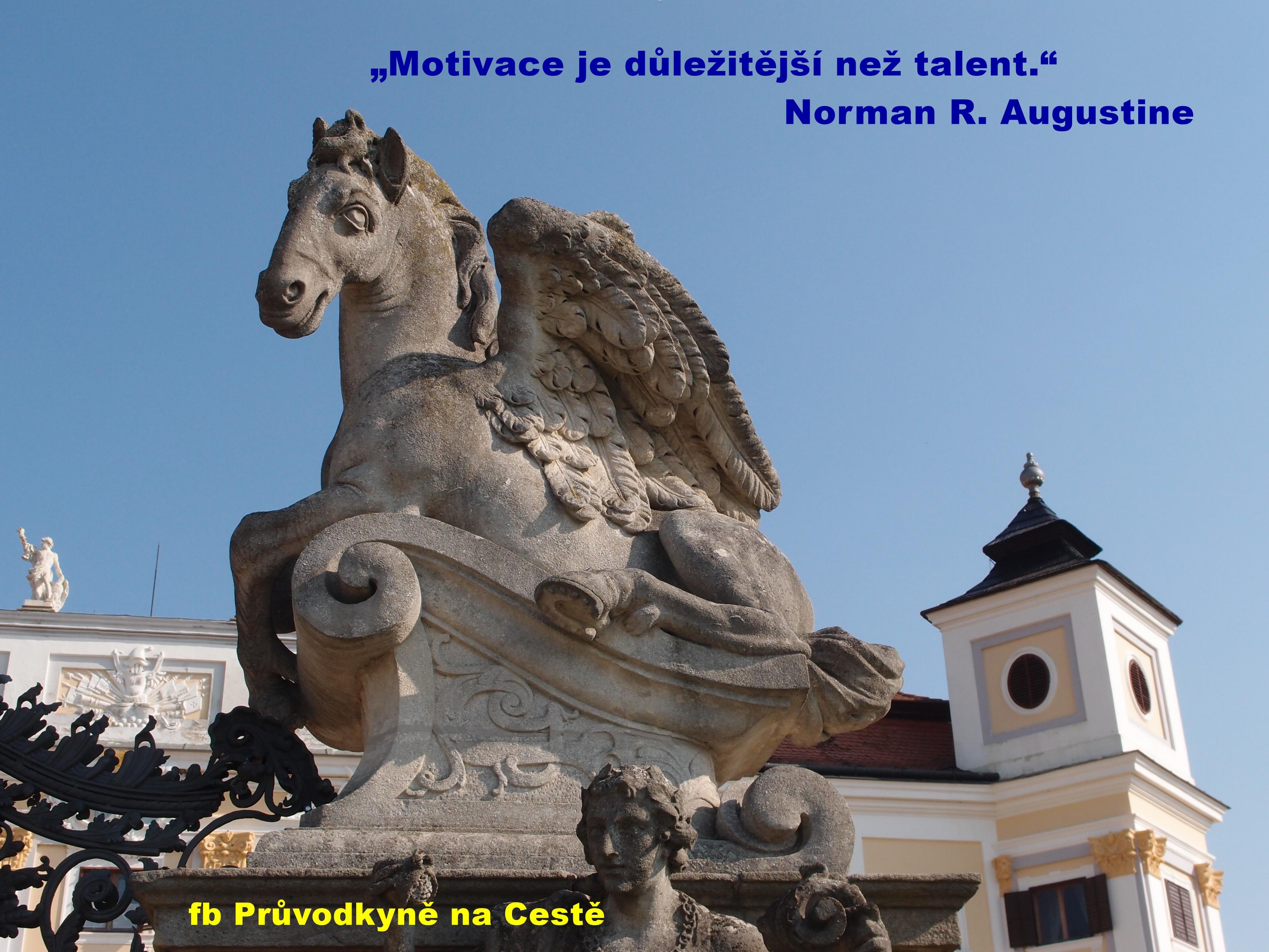 motivace víc než talent