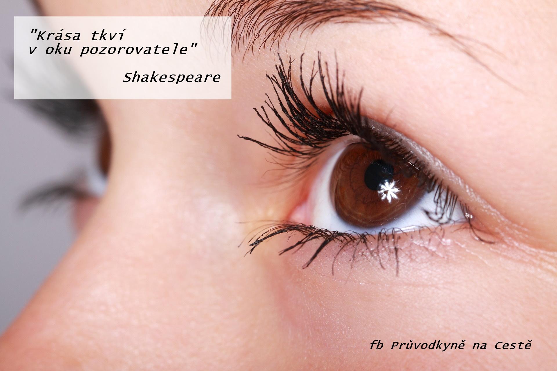krása je v oku pozorovatele