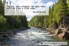 nové vody ve stejné řece